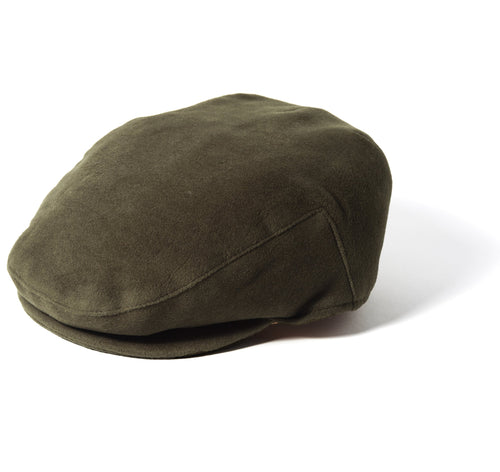 Failsworth Waterproof Moleskin Flat Cap