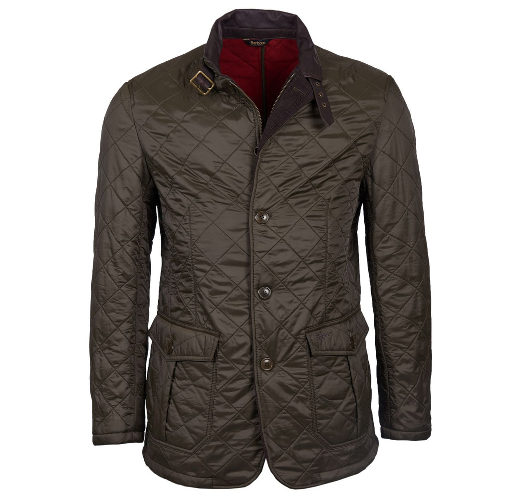 Barbour Doister Polarquilt Jacket
