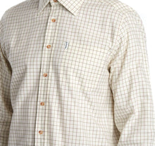 Barbour Field Tattersall Tailored Fit Shirt