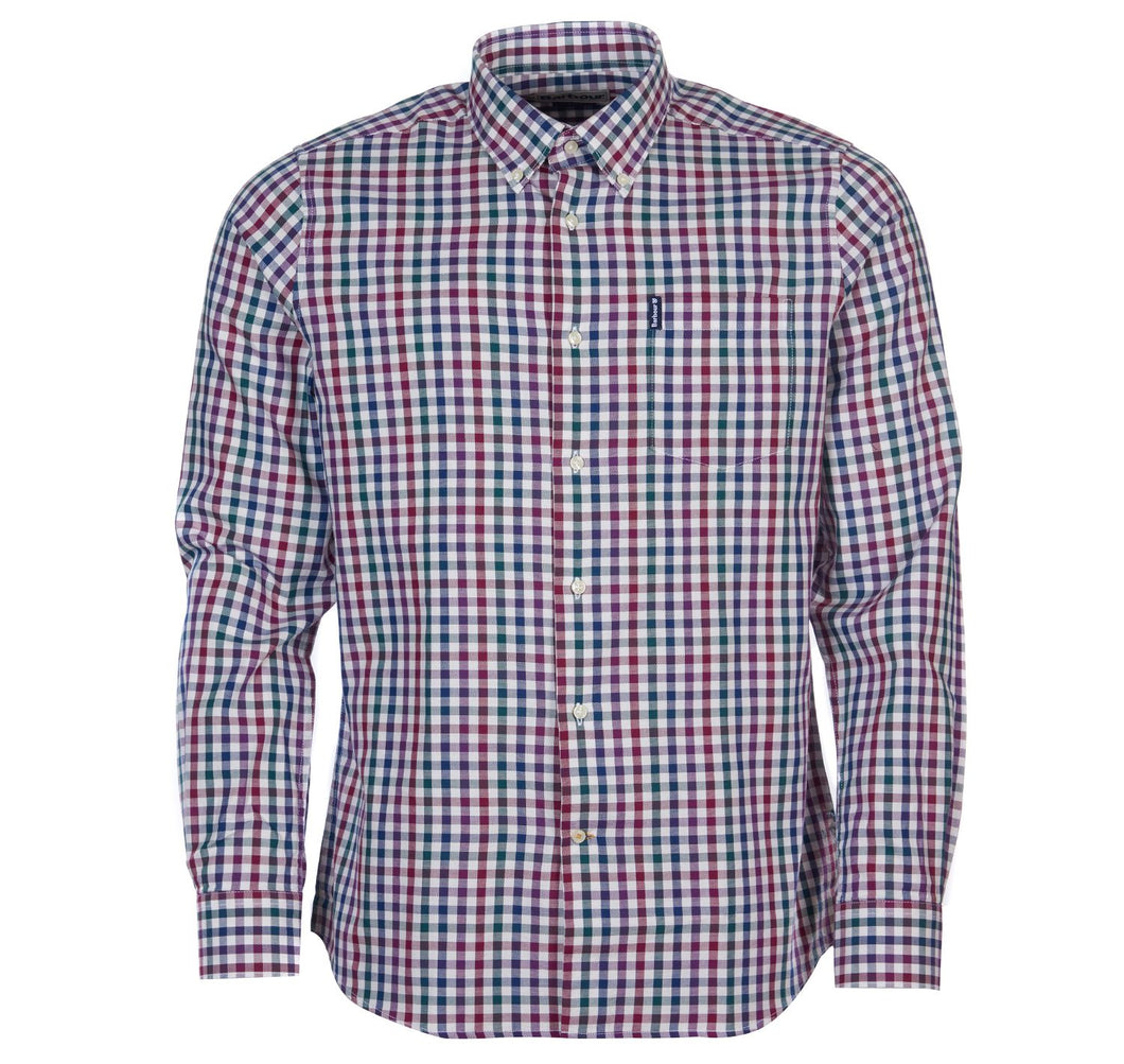 Barbour Country Check 6 Tailored Shirt