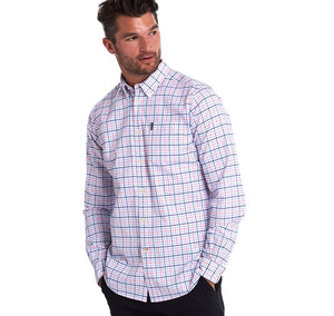 Barbour Tattersall 17 Tailored Shirt
