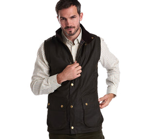Barbour Westmorland Wax Gilet