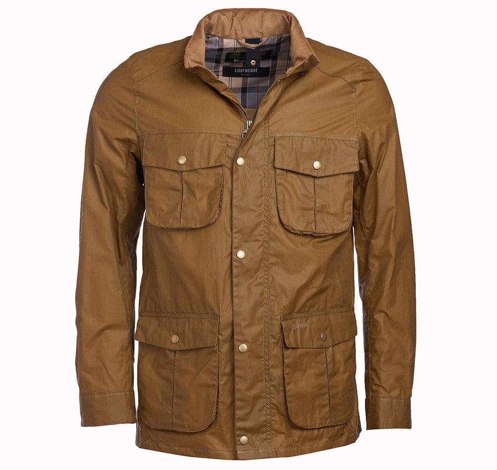 Barbour Lightweight Corbridge Wax Jacket