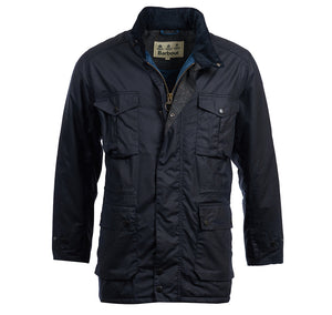 Barbour Newcastle Wax Jacket