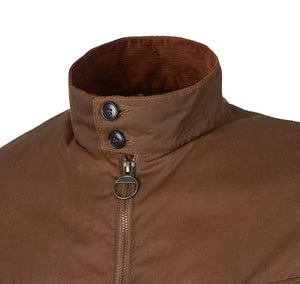 Barbour Weldon Waxed Cotton Jacket