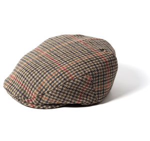 Failsworth Norwich Tweed Flat Cap