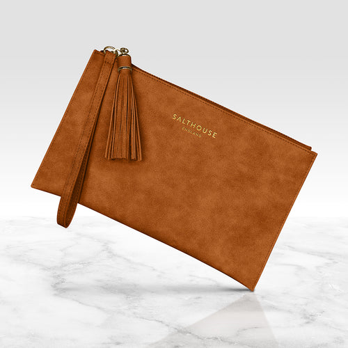 Salthouse Serafina Clutch Bag