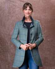 Jack Murphy Womens Sinead Tweed Coat