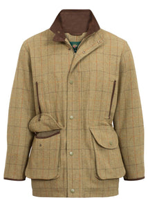 Alan Paine Combrook Field Waterproof Tweed Coat