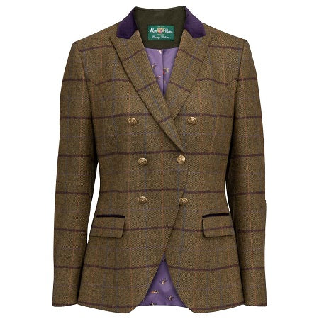 Alan Paine  Womens Surrey Double Breasted Blazer