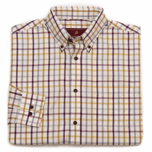 Harvey Parker Alfred Check Shirt