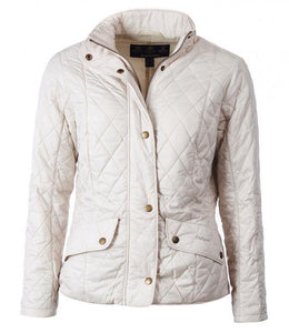 Barbour Women's Flyweight Cavalry Quilted Jacket