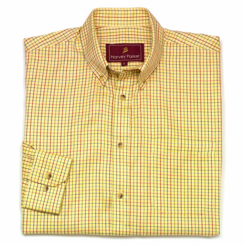 Harvey Parker Carter Check Shirt