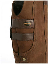 Dubarry Clare country boot back