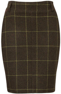 Alan Paine Combrook Tweed Skirt