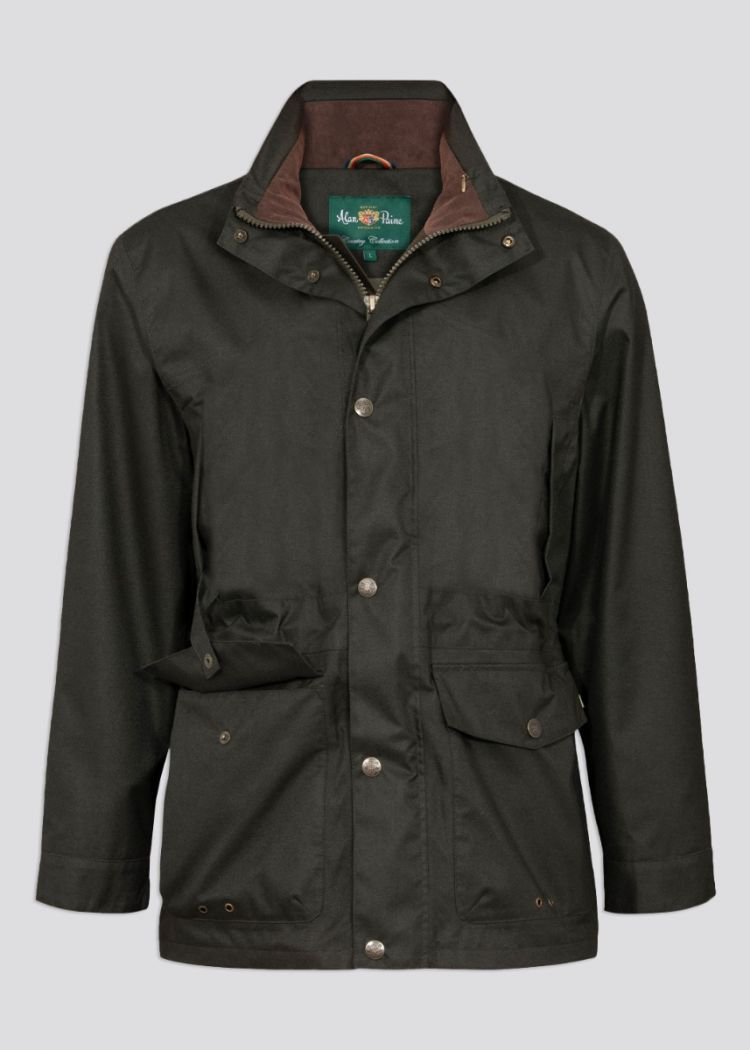 Alan Paine Fernley Waterproof Coat