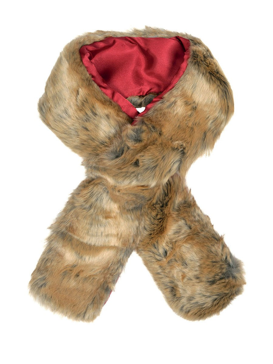 Dubarry Faux Fur Scarf