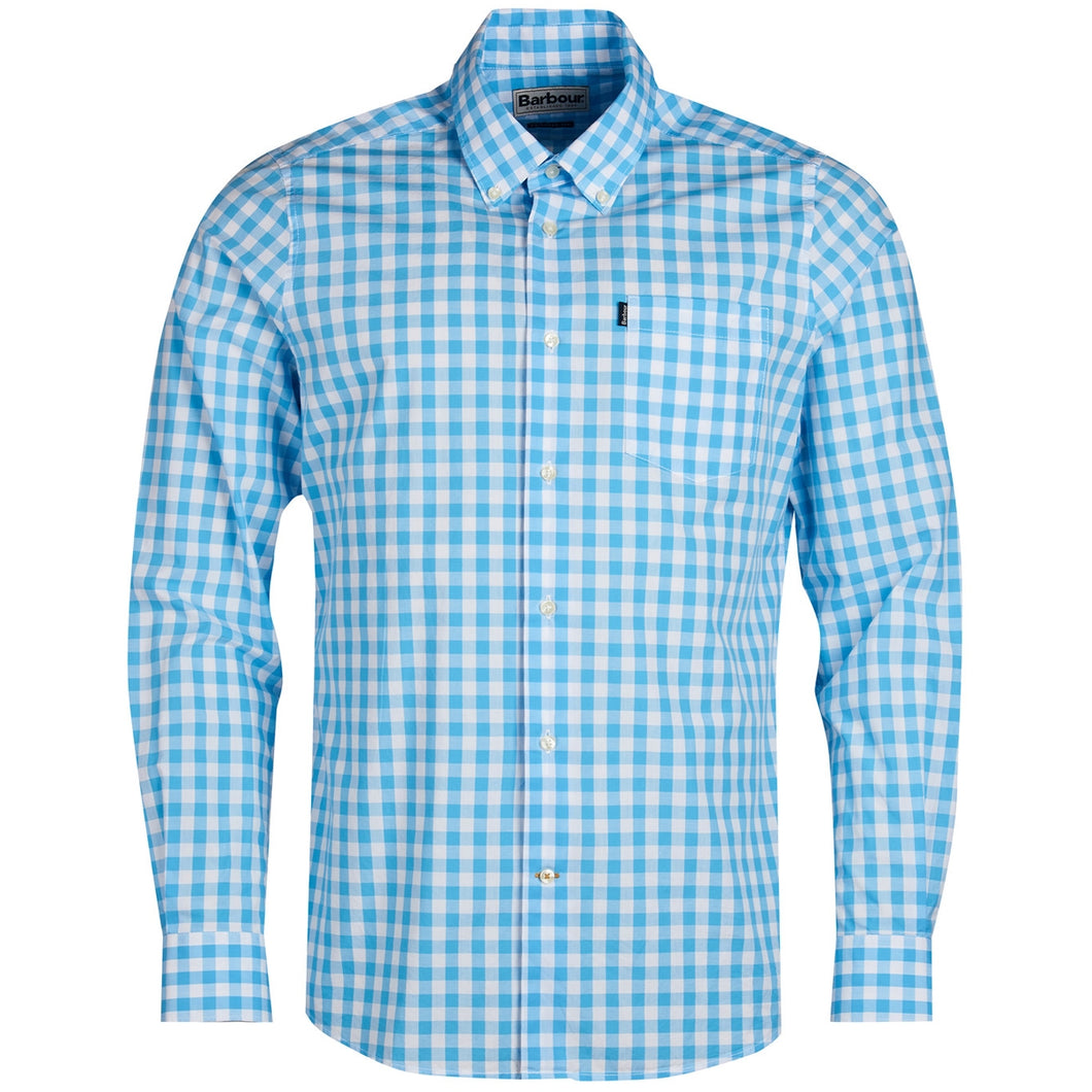 Barbour Gingham Shirt