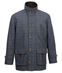 Harvey Parker Hewitt Tweed Jacket