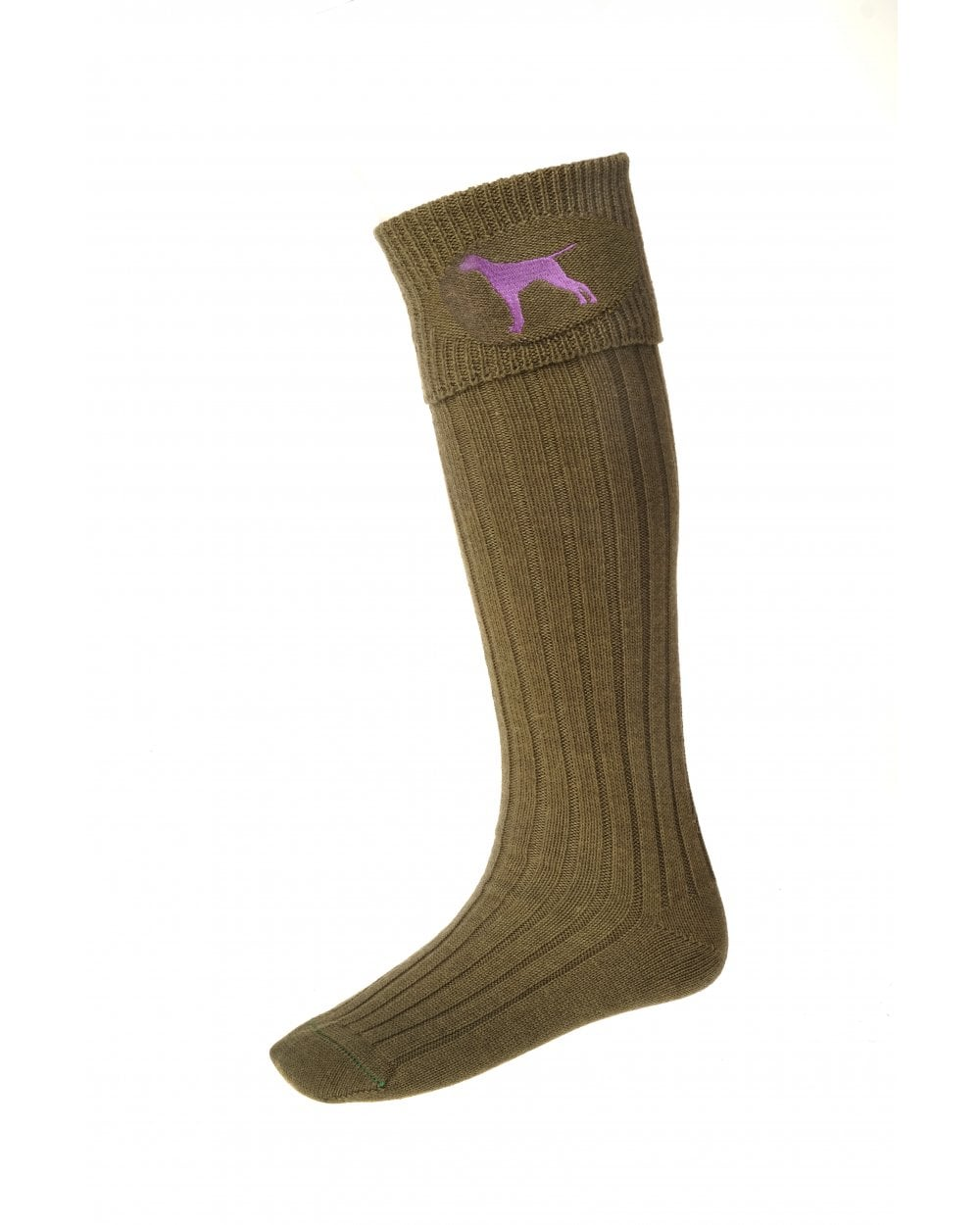 Gallyons Buckminster with Dog Long Sock