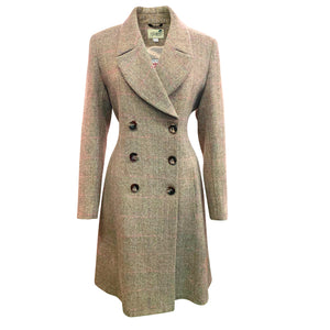Gallyons Cheltenham Harris Tweed Coat