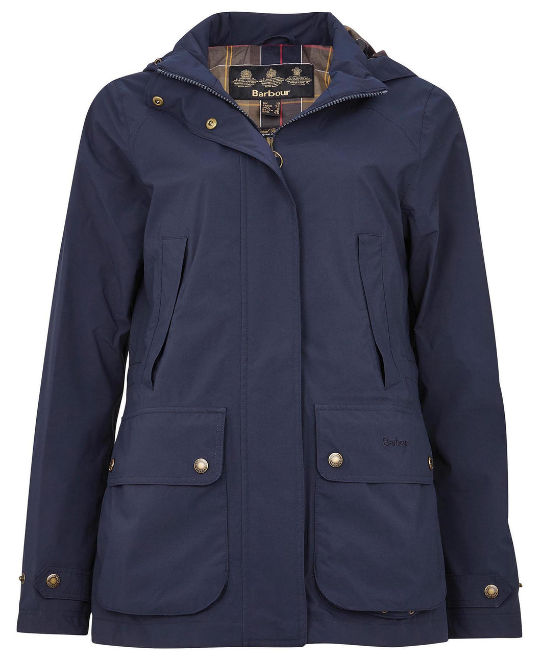 Barbour Women's Clyde Waterproof Jacket