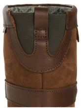 Dubarry Kildare country boot back