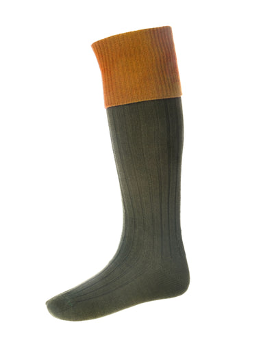 Gallyons Lomond with Pheasant Long Sock