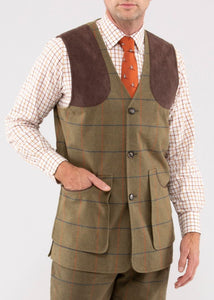 Alan Paine Axford Men's Waterproof Waistcoat