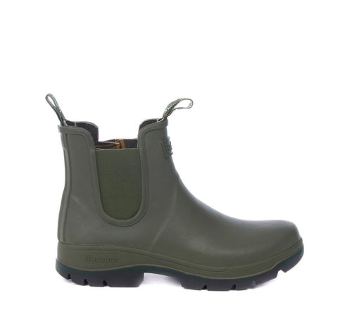 Barbour Fury Chelsea Welly Boot