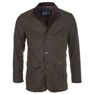 Barbour Lutz Wax Jacket