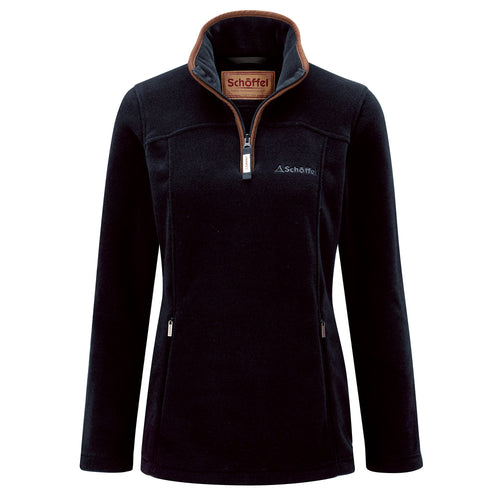 Schoffel Women's Tilton 1/4 Zip Fleece