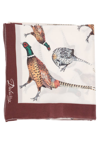 Dubarry Tullynally Silk Scarf