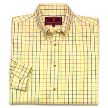 Harvey Parker Wallwork Check Shirt