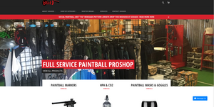 Gogged Launches new goggedpaintball.com web store