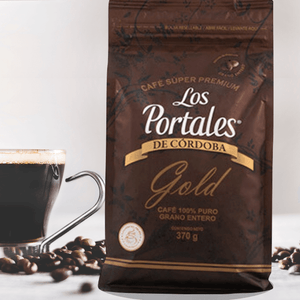 Los Portales Gold Coffee (Whole Bean)