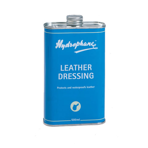 Hyrdrophane Leather Dressing