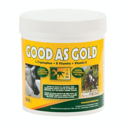 TRM Good As Gold Calming Powder