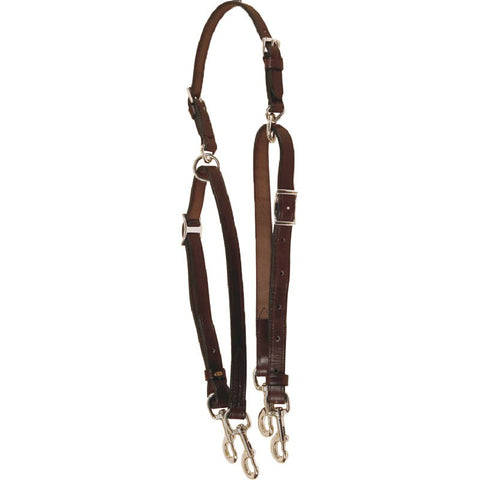 Leather Anti-Grazing Reins