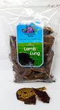 Crazy Dog Dehydrated Lung Treats