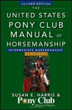 USPC Pony Club Manual of Horsemanship C Level