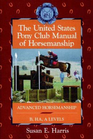USPC Manual of Horsemanship A Level