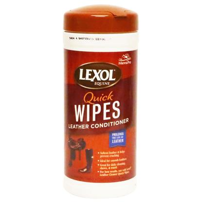 Lexol Leather Conditioning Wipes