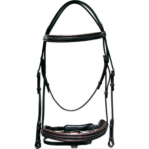 Padded English Bridle