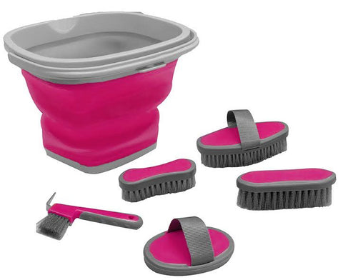Collapsible Grooming Kit