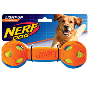 Nerf LED Bash Barbell 7""