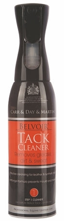 Belvoir Leather Cleaner 360 Mist Spray by Carr & Day & Martin