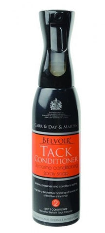 Belvoir Leather Conditioner 360 Mist Spray by Carr & Day & Martin