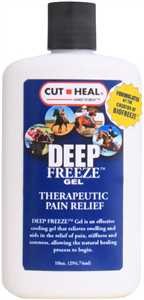 Cut Heal Deep Freeze Gel