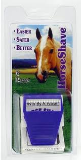 Win By A Nose Horse Shave - 6 pack